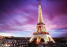 DIY 5D Diamond Painting Kits Eiffel Tower Full