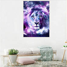 DIY 5D Diamond Painting S10122 Tiger 40X30 Full