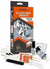 DIY Alloy Wheel Repair Adhesive Kit Surface Damage