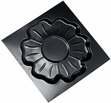 Diy Cement Paving Mould Floor Tile Flower Pattern