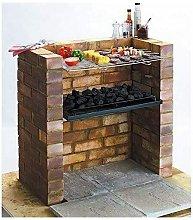DIY Charcoal BBQ Grill Tray Set (67cm x 39cm)
