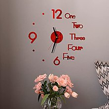 DIY Creative Wall Clock,Modern Design Decorative