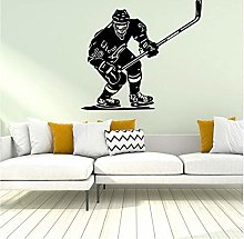 DIY Hockey Wall Stickers Wall Decal Stickers Home