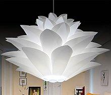 DIY Lily Lotus Chandelier IQ PP Led Pendant Light