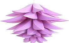 DIY Lotus Chandelier PP Pendant Lampshade Ceiling