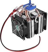 DIY Mini Dual-core Electric Semiconductor Cooler