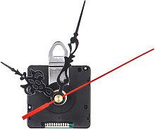 DIY Silent Quartz Clock Movement Kit for British