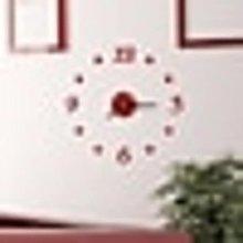 DIY Wall Clock,Modern Style/Fashion Acrylic Round