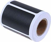 Diyiming 240Pcs Waterproof Reusable Chalkboard