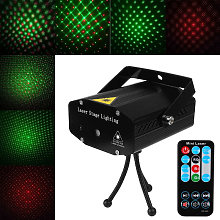 DJ Disco Party Lights, Stage Lights LED Stage