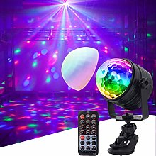 Dj Lights Stage Light | Disco Lights RGB LED Party