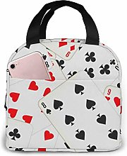 DJNGN Playing Cards in Chaos Card Lunch Bags