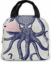 DJNGN Playing Cards Spades A Octopus Reusable