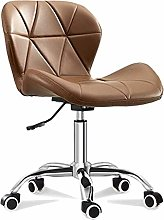 DJPP Chairs Adjustable Home Office Swivel Pu