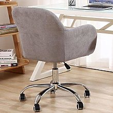 DJPP Chairs Desk, Adjustable Height 360-Degree