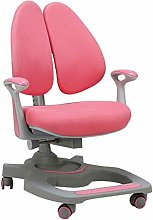 DJPP Chairs Home Desk with Adjustable Armrest,