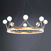 DJPP Chandelier,Satellite Chandelier, Crown Shaped
