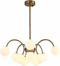 DJPP Chandelier,Satellite Chandelier,Golden