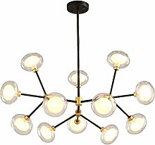 DJPP Chandelier,Satellite Chandelier,Modern Clear