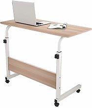 DJPP Computer Tables, Bedside Movable Desk, Height