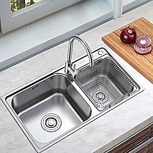 DJPP Kitchen Sink 304 Stainless Steel Manual