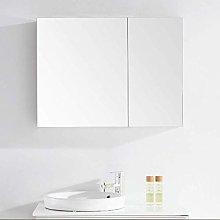 DJPP Mirror 600Mm * 600Mm Bathroom Cabinet