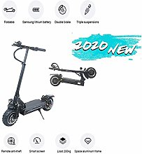 DJPP Scooters 3200W Two Motor E-Scooter Max Speed
