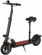 DJPP Scooters Electric Scooters Adult Foldable,