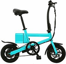 DJPP Scooters Folding Electric Bike,Luminum Alloy