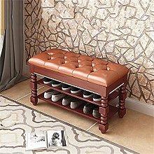DJPP Shoe Rack Change Shoe Bench/Shoe Cabinet