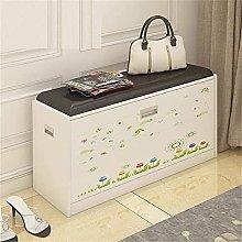 DJPP Shoe Rack Change Shoe Bench/Shoe Cabinet No