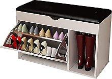 DJPP Shoe Rack Change Shoe Stool/Shoe Stool Simple