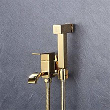 DJPP Water-Tap Bath Shower Systems Toilet Hand