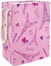 DJROWW Hamper Eifel Tower Paris Love Pink Hearts