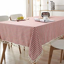 DJUX Square Small Tablecloth Set Plastic