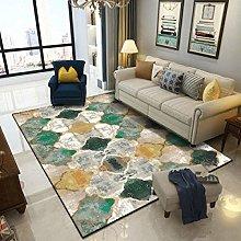 DJYTHLT Modern Style Carpet Design Area Rugs Retro