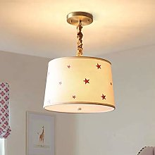 DKEE ceiling light Copper Bedroom Warm Romantic