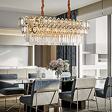 DKee ceiling light Modern Stainless Chandeliers