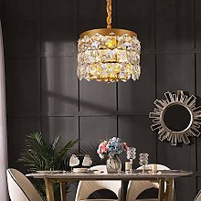 DKEE ceiling light Simple Bedroom Crystal Light
