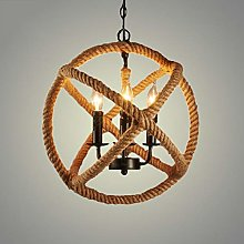 DKEE chandeliers Country Retro Industrial Wind