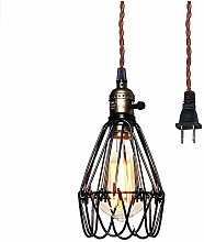 DKEE chandeliers Country Wrought Iron Bird Cage