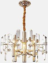 DKEE chandeliers Golden Nordic Modern Light Luxury