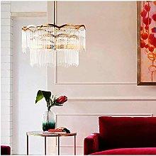 DKEE chandeliers Nordic Style Glass Chandelier