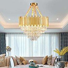 DKEE chandeliers Postmodern Minimalist Crystal