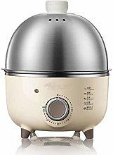 DKEE egg boiler 220V Mini Household Electric Egg