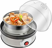 DKee Egg Boiler 7 Capacity Electric Cooker for