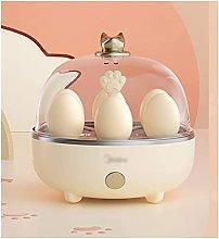 DKee Egg Boiler Egg Cooker Egg Steamer, Small