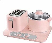 DKee Egg Boiler Electric Breakfast Machine, Bread