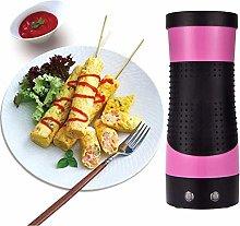 DKee egg boiler electric Egg Cup Egg Roll Machine