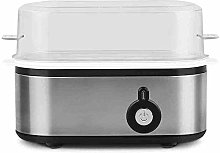 DKee Egg Boiler Home Egg Cooker, Stainless